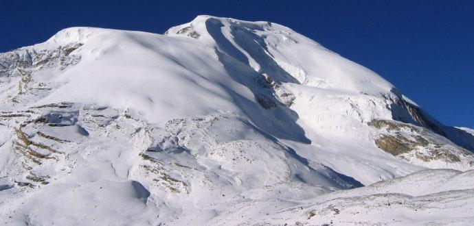 Throung peak