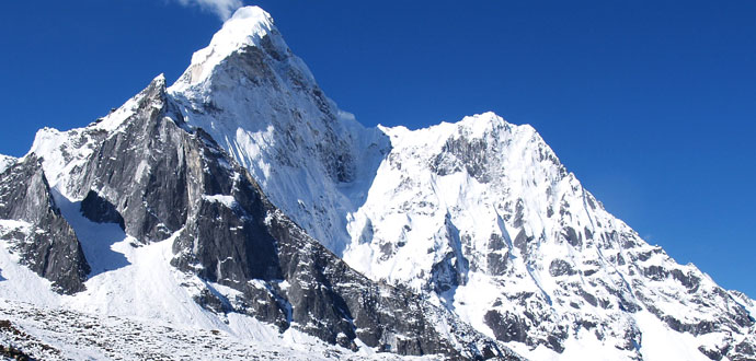 Amadablam Expedition 6,856 meters