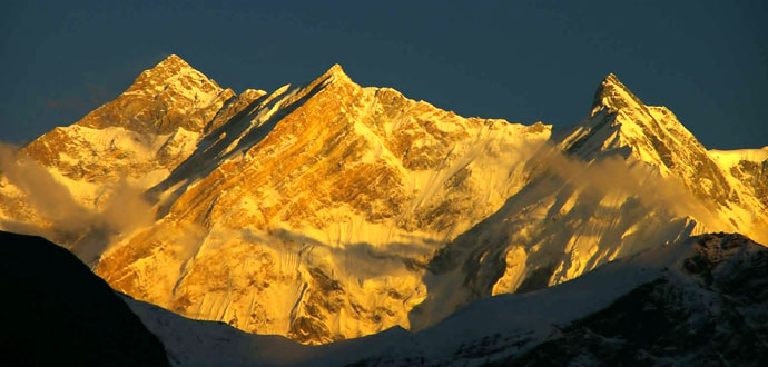 Mt Annapurna