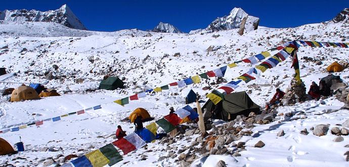 Mount Baruntse Expedition