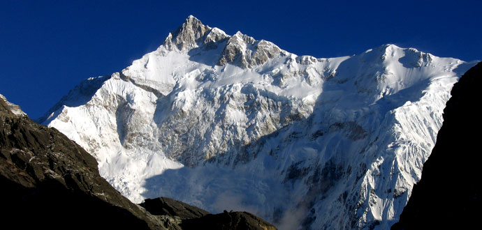 Mt. Kanchanjangha