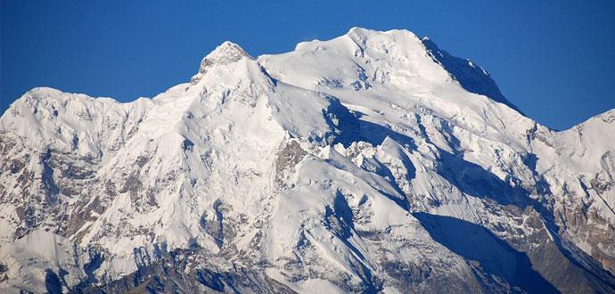 Mt. Shishapangma Expedition